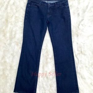 7 For All Mankind Jeans Bootcut Snap Pockets Denim